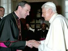 Raleigh bishop says papal conclave is living gospel