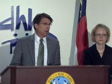McCrory makes Medicaid announcement