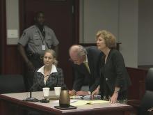 Grant and Amanda Hayes motions hearings