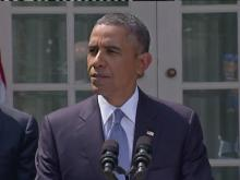 Obama speaks on Syria