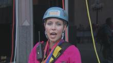 Over the Edge with Kelcey: Ground cam