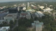 Over the Edge with Kelcey: roof cam