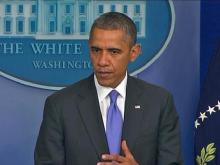 President Obama speaks on Senate debt deal vote
