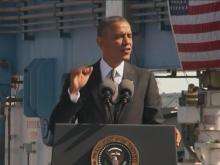 Obama speaks on economy