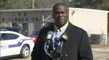 Assistant Fayetteville Police Chief Charles Kimble