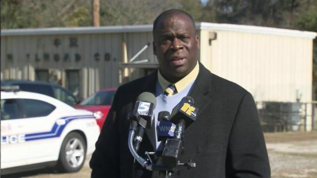Charles Kimble, who has been named Spring Lake police chief, previously served as assistant chief in Fayetteville.