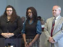 Verdict in Crystal Mangum murder trial