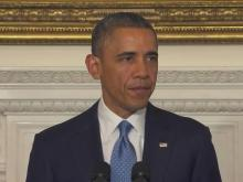 President Obama speaks on Iran nuclear agreement from the White House