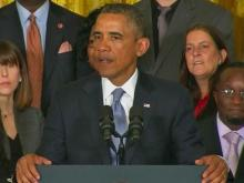 Obama urges extension of unemployment benefits