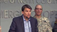 McCrory discusses winter weather plan
