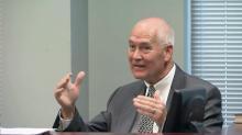 Former SBI agent Randy Myers