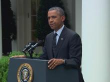Obama speaks on troop level in Afghanistan