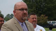 Halifax County Sheriff Wes Tripp