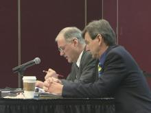 Officials hold first public fracking meeting