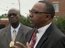 NCCU news conference on on-campus hit-and-run