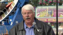 N.C. Agriculture Commissioner Steve Troxler