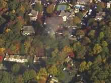 SKY5 video: Firefighters respond to Raleigh apartment fire
