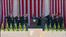 Veterans Day: Tomb of the Unknown Soldier