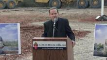 Construction begins on new Raleigh cathedral