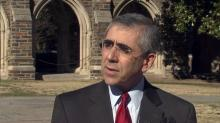 Duke University VP for Public Affairs and Government Relations Michael Schoenfeld