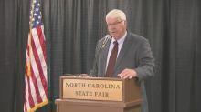 Agriculture Commissioner Steve Troxler