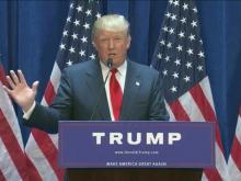 6/16: Donald Trump announces presidential run