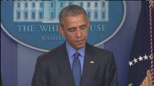 Obama speaks on Charleston church shooting