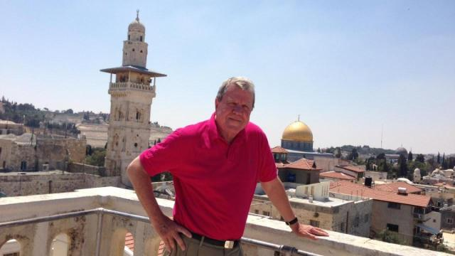 David Crabtree is on assignment in Israel.