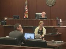 Testimony continues in Garner double murder trial