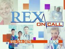 Rex on Call logo