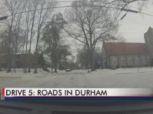 Watch: Drive 5 checks on roads in Durham