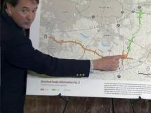 DOT discusses future of NC 540