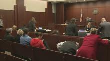Travion Smith sentencing hearing