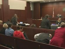 Travion Smith sentencing hearing