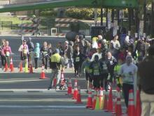 Runners finish Rock 'n' Roll races