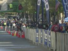 Runners complete Rock 'n' Roll Marathon
