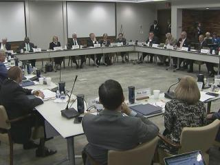 UNC Board of Governors holds Friday meeting