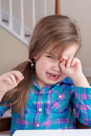 A new study reveals that spanking your child may have a longer-lasting impact than just a few tears. (Deseret Photo)