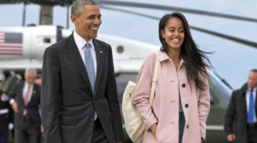 President Barack Obama's eldest daughter Malia has decided she will take a year off before attending Harvard in 2017. Online commenters responded with racist vitriol. (Deseret Photo)