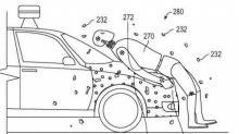 IMAGES: Human flypaper could protect pedestrians from Google's self-driving cars