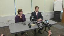 NC health officials hold press conference about Ohio amoeba death