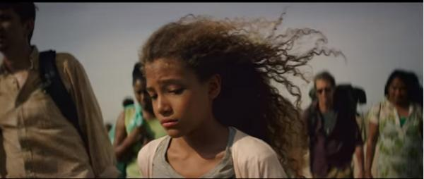 """Alicia Keys helped produce an 11-minute short film, called """"Let Me In,"""" that shows what it would be like if southern California residents had to the flee violence that refugees around the world face. (Deseret Photo)"""