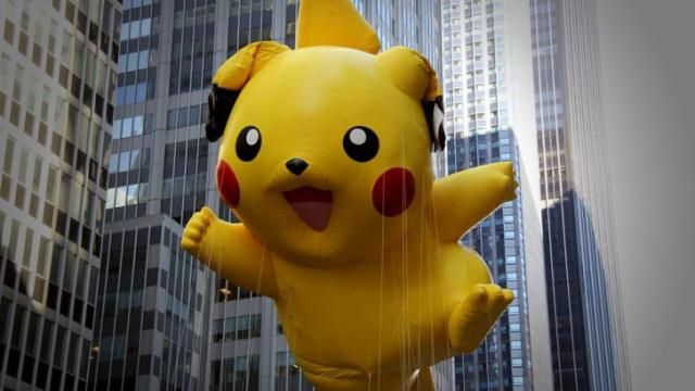 The new mobile scavenger game Pokemon Go is sweeping the globe in popularity, but there are some problems -- online and off -- that parents need to be aware of. (Deseret Photo)