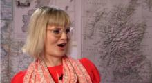 IMAGE: Have You Seen This? 1 woman, 17 British accents