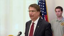 Gov. McCrory to give update on gas shortage