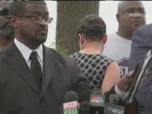 Black community leaders discuss officer-involved shooting in Charlotte