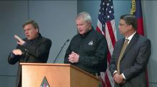 McCrory discusses Hurricane Matthew preparations
