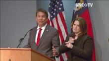 McCrory: Even with Matthew's track shifting east, NC needs to be prepared