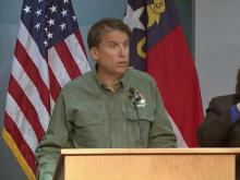 McCrory: Matthew aftermath will be 'prolonged event'