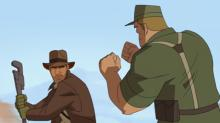 IMAGE: Have You Seen This? Animated adventures of Indiana Jones
